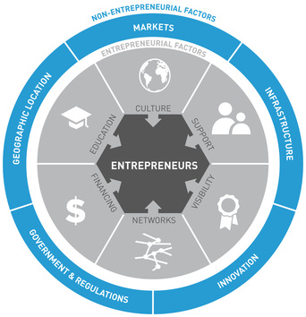 Picture of entrepreneurial factors